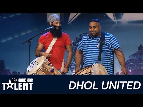 DholUnited - Danmark har talent - Audition 1