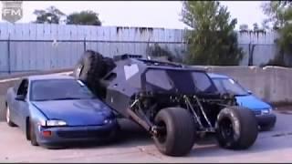 Трюки и эффекты для фильма Бэтмен: Начало/ Stunts and VFX of Batman: Begins