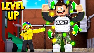 I gave him MAX EXP after he showed me THIS SECRET.. (Roblox)