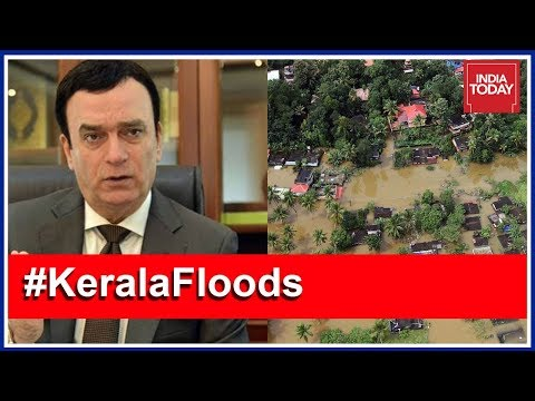 Kerala Floods | UAE Envoy Speaks To India Today; Will Stand By Our Friends In Kerala