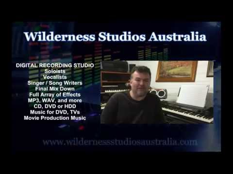 Wilderness Studios Australia Recording Studio