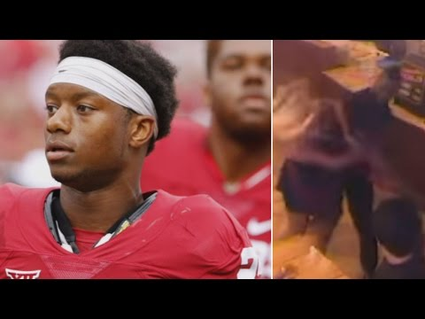 College Football Player Seen Punching Female Student In Shocking Video