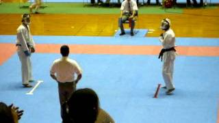 30th Okinawa Prefectural Competition - Kumite 02