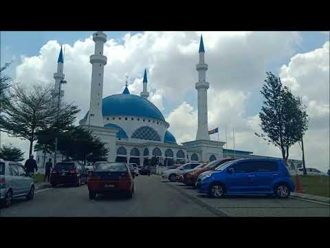 Go For Friday Prayers @Sultan Iskandar Mosque, Bandar Dato Onn,
