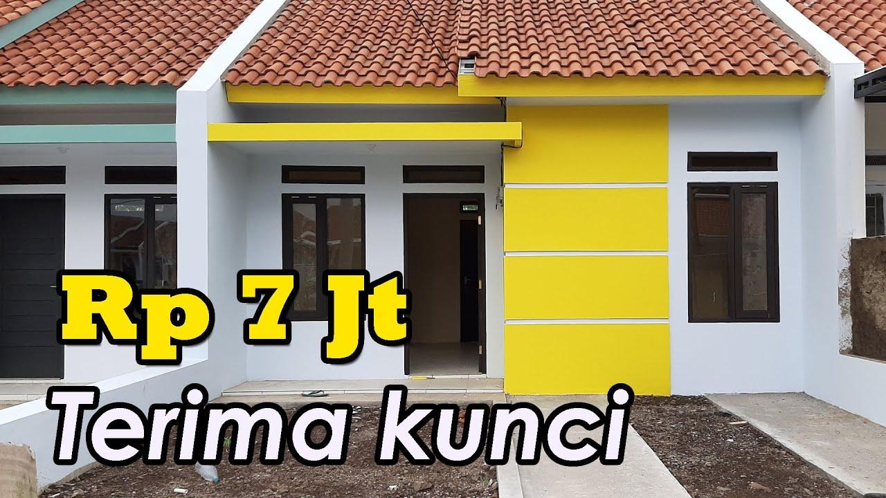 Promo! Rumah Type 36 Minimalis 2 Kamar Tidur 1 Lantai ...