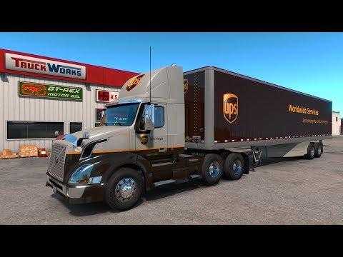VOLVO VNL 300 Day Cab | OREGON | De Medford a Klamath Falls