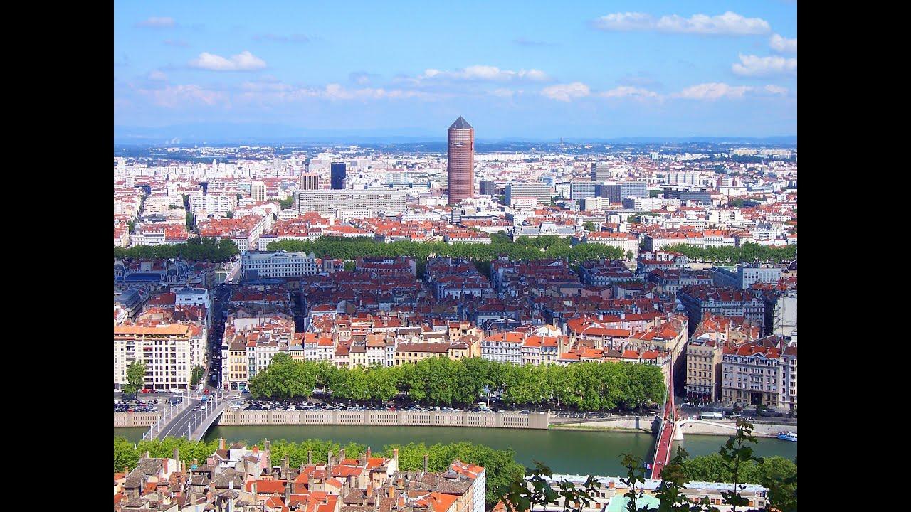 Lyon France Capital Of Lights Youtube