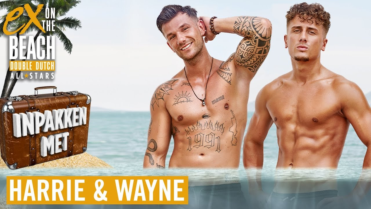 78152aa1fa4 Spierbundel Wayne doet mee aan Ex on the Beach All Stars | 1Limburg |  Nieuws en sport uit Limburg