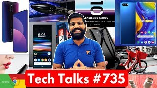 Tech Talks #735 Samsung M30, Opera Free VPN, Nokia 9 Photo, LipPass, Oppo R19 48MP, iPhone USB C