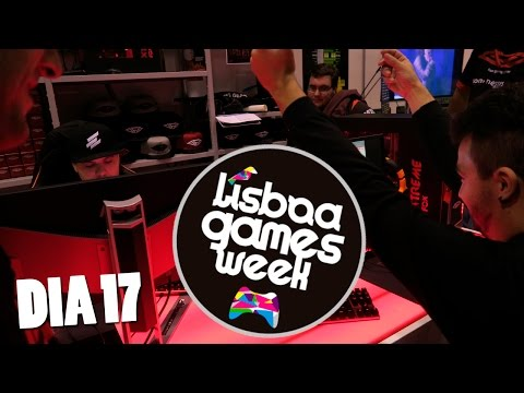LISBOA GAMES WEEK 2016 - DIA 17