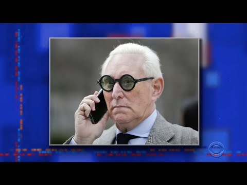 Late Show's Alter Egos: Roger Stone Edition