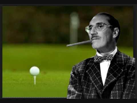 Groucho Marx Favorite Golf Story