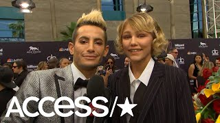 Grace VanderWaal Tells Frankie Grande About Her Love For Ariana Grande: 'I'm Her Biggest Fan!'