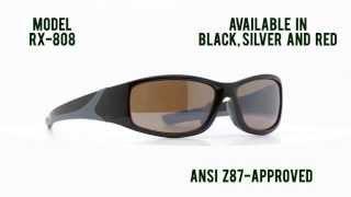 6d699b12a8 RX-808 Prescription Safety Glasses