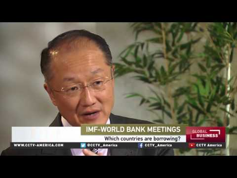 Highlights: World Bank President Jim Yong Kim on challenges emerging economies face