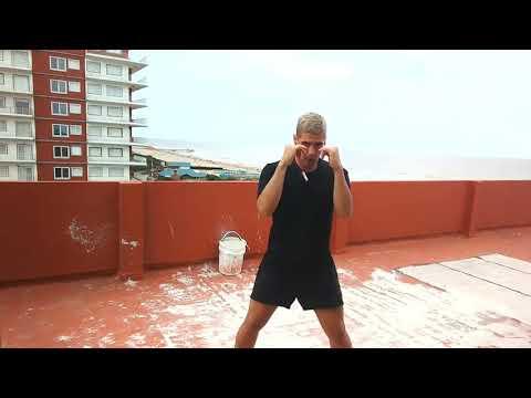 """Taquineando - Argentino baila sexy """"Lindo pero Bruto"""""""