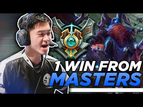 Biofrost - CLOSEST GAME OF MY LIFE? 1 WIN FROM MASTERS!