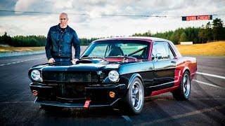 Test My Ride Finland - S04E01 - Ford Mustang HT