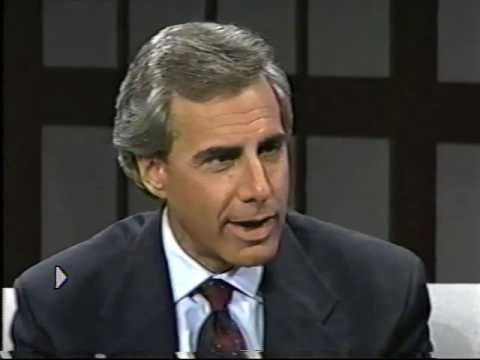 Michael Smerconish on WCAU- TV 10 hosted by Larry Kane with Marty Weinberg and Bill Batoff, 1991