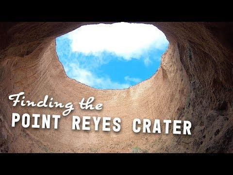 Finding The Point Reyes Crater