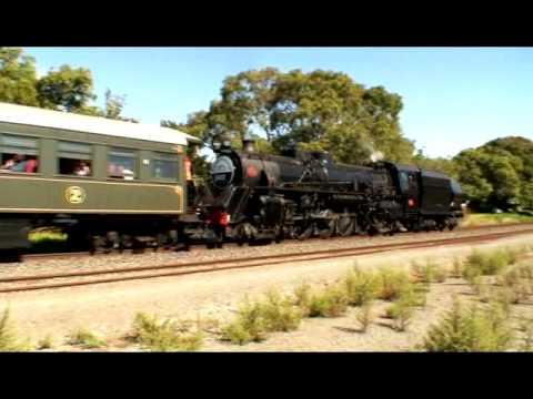 Tauranga Jazz Steamtrain (2009)
