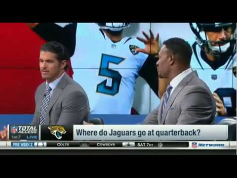 Where do Jacksonville Jaguars go at quarterback? | NFL Total Access