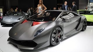 Welcome to one of Lamborghini's extreme and very aggressive superca...