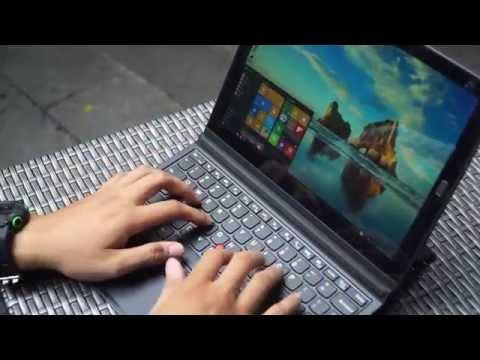 """Trên tay Lenovo ThinkPad X1 Tablet màn hình 12"""" 2K, thiết kế mô-đun mở rộng tính năng"""