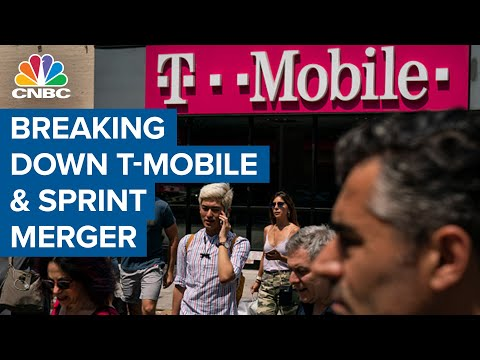 Here's a breakdown of the federal judge's ruling on T-Mobile-Sprint merger deal