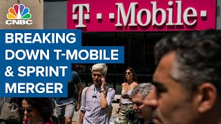 A breakdown of the federal judge's ruling on T-Mobile-Sprint merger deal
