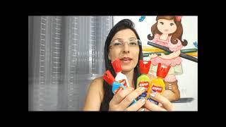 Como usar a tinta Acripuff por Cátia Cristina