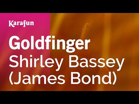 Karaoke Goldfinger - Shirley Bassey *