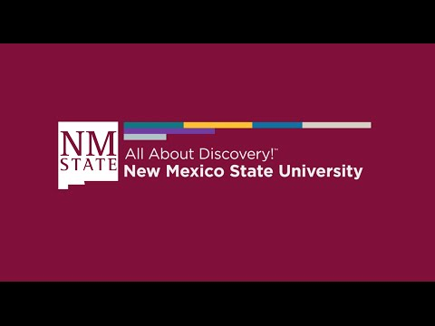 New Mexico State University - What will you discover?
