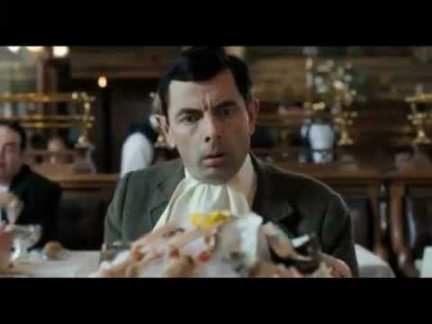 Mr.Bean-AT A RESTAURANT[FUNNY MR.BEAN] Travel Video