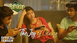Teaser: The Joy Of Giving | Free Fire Ramadan