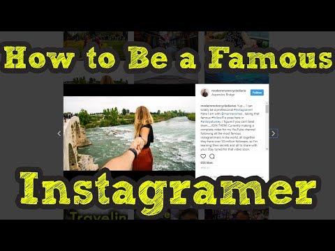 How to become a Famous Travel Instagramer – Learn from the Best