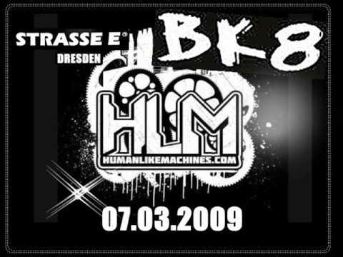 Human Like Machines  @  BK 8 Dresden/ 07.03.2009