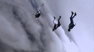 4 Elements: Award-Winning Skydiving Video