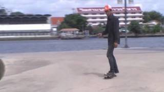 Skateboard โอ้ ไม่ นะ