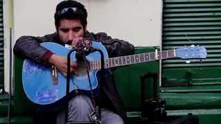 Johnny Blues en la Aníbal Pinto (Parte 1)
