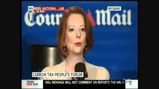 Julia Gillard .. Why Did You Lie? Adam Bandt Answers The Question!
