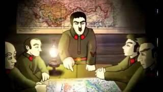 В память о 316 стрелковой дивизии (казахский мультфильм)