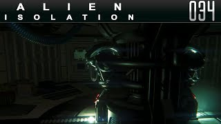 👽 ALIEN ISOLATION #034 | Flucht mit dem Rettungs-Shuttle | Let's Play Gameplay Deutsch thumbnail