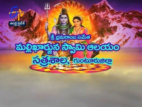 Sri Mallikarjuna Swamy Temple | Satrasala  | Guntur | Teerthayatra | 5th March 2018| AP