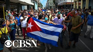 Cuban regime's crackdown raises questions over staying power of anti-government protests