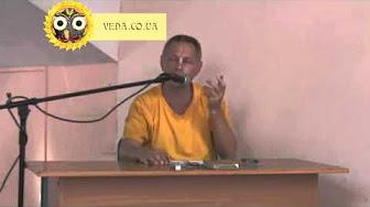 Бхагавад Гита 9.10 - Враджендра Кумар прабху