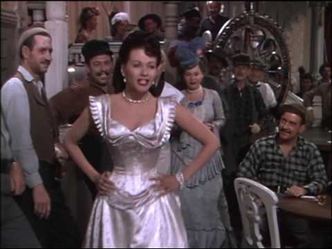 Yvonne De Carlo-- Louie Sands and Jim McGee, 1948 Song