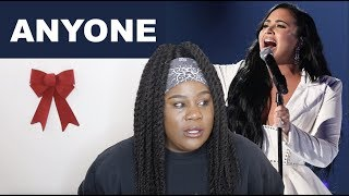 Demi Lovato - Anyone |REACTION|
