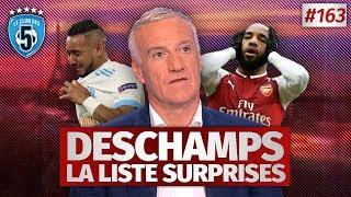 Replay #163 : La liste des 23 de Didier Deschamps - #CD5