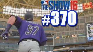 AIMING FOR THE HOTEL ROOM I'M GONNA STAY IN!   MLB The Show 16   Road to the Show #370